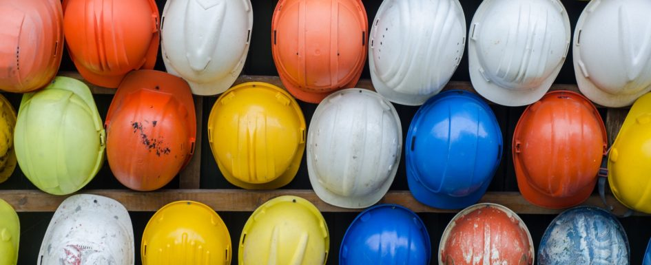 occupational health and safety helmets